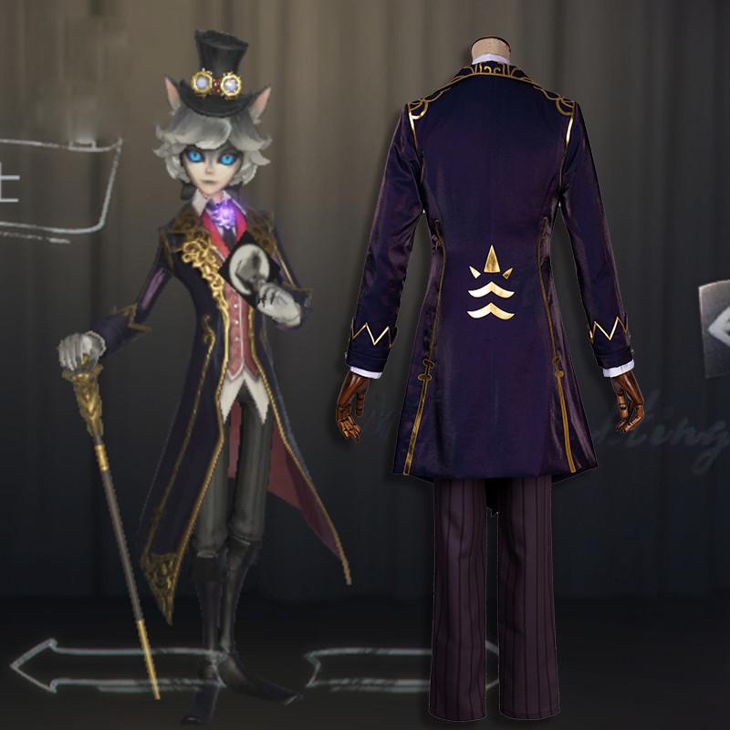 月下の紳士コスプレ衣装ステージ服