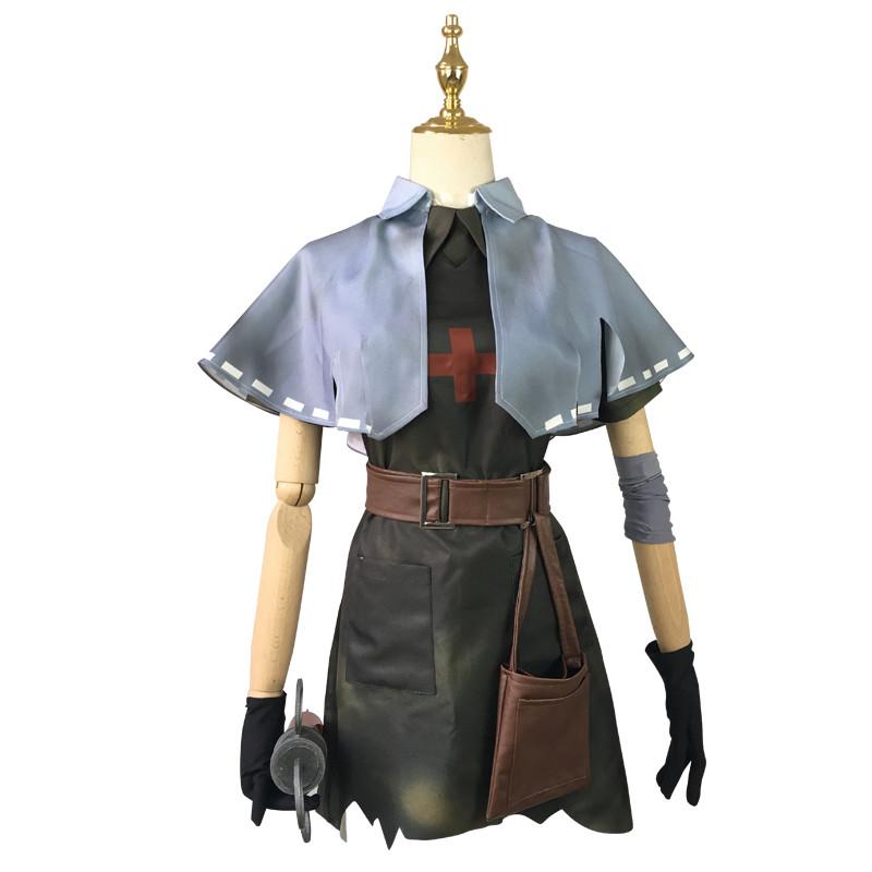 エミリー医師コスプレ衣装ステージ服